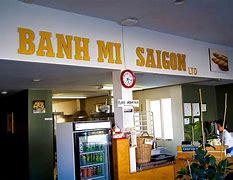 Image result for bánh mì saigon