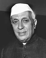 Résultat d'images pour jawaharlal nehru