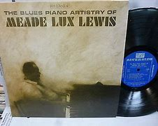 Image result for the blues piano of meade lux lewis