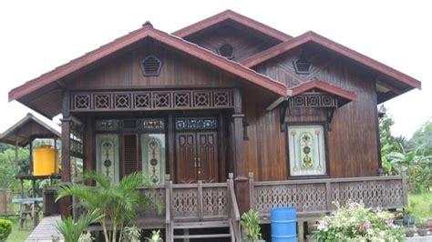 rumah kayu lebih mahal dari beton tribunnews com