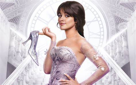 FIRST LOOK: Camila Cabello led CINDERELLA heading to Amazon Prime on September 3rd, 2021!!!