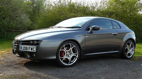 ALFA ROMEO BRERA COUPE REVIEW PARKERS
