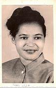 Résultat d'images pour Rosa Parks
