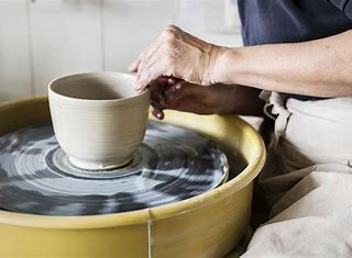 Image result for free image of a potter at wheel