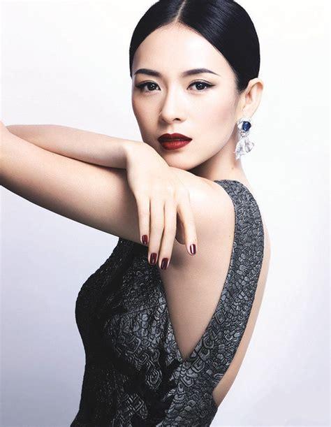 asiatische fhm model