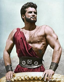 Image result for images of steve reeve as hercules