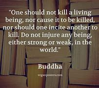Image result for do not kill sensient beings