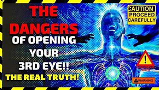Image result for dangers of the third eye