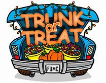 Image result for clip art trunk or treat