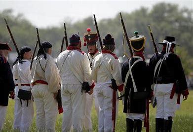 Image result for images of Battle of San Jacinto