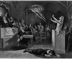 Image result for images salem witch trials