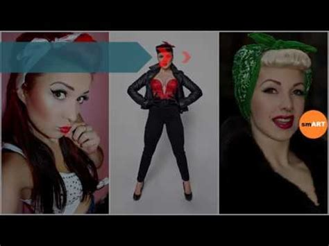 greaser girl hairstyles ideas about greaser girl youtube