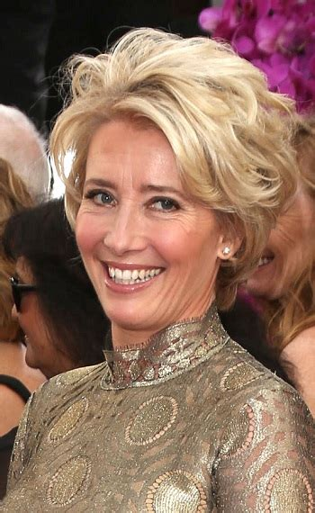 hairstyles emma thompson takes the short layered