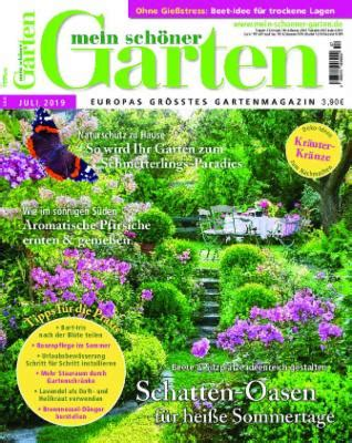 mein schöner garten juli pdf digital magazines