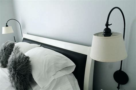 wall mounted led reading light bedroom nightstand lamps