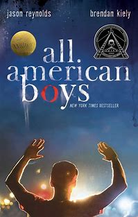 Image result for All American Boys by Jason Reynolds and Brendan Kiely