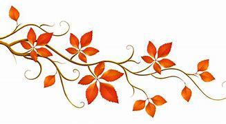 Image result for fall leaves line clip art