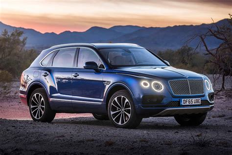 BENTLEY BENTAYGA REVIEW FIRST DRIVE MOTORING RESEARCH