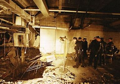 Image result for 1993 wtc bombing