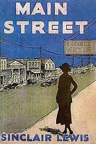 Image result for images lewis book main street