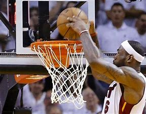 Image result for images over the rim nba basketball