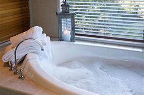 Image result for hot bath
