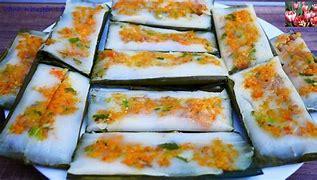 Image result for hình ảnh bánh nậm huế