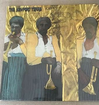 Image result for dizzy gillespie the newport years
