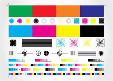 cmyk chart vector art graphics freevector com