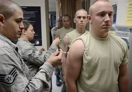 Image result for US Army vaccinations