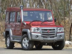Image result for indian made 4x4 Gurkha