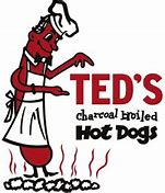 Image result for teds hotdog logo