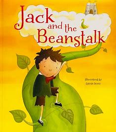Image result for jack and the beanstalk story