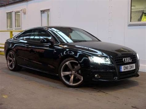 audi a coupe black edition l for sale in hampshire