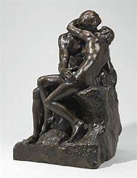 Résultat d'images pour le baiser rodin marbre