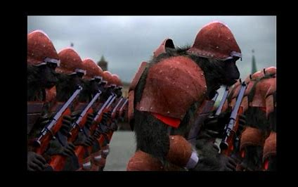 Image result for images of ape soldiers