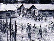 Image result for hình ảnh trại tù cổng trời
