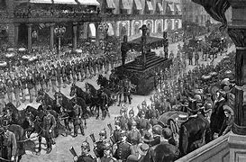 Image result for Ulysses S. Grant Funeral