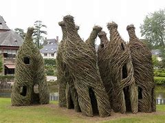Image result for Stickwork by Patrick Dougherty