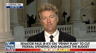 Image result for Rand Pauls i penny plan
