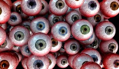 Image result for Scary Eyeballs