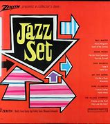 Image result for Zenith souvenir jazz album columbia