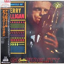 Image result for profile of gerry mulligan mercury records
