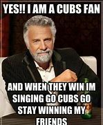 Image result for cubs meme