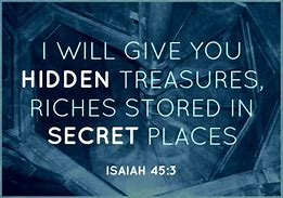 Image result for isaiah 45:3
