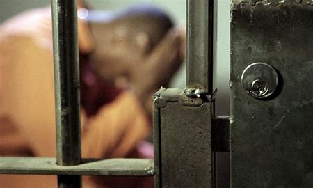 Image result for image of someone on death row