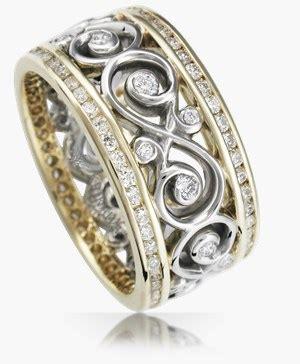 unique wedding rings for men women