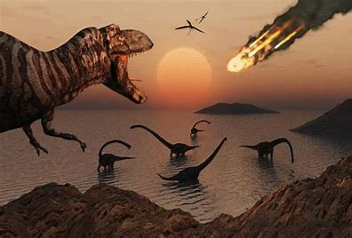 Image result for dinorsaurs and the great extinction