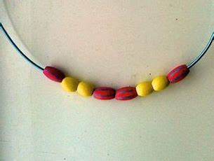 Image result for school fair necklace