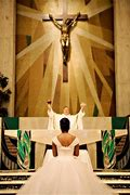 Image result for quinceanera celebration in the church mages